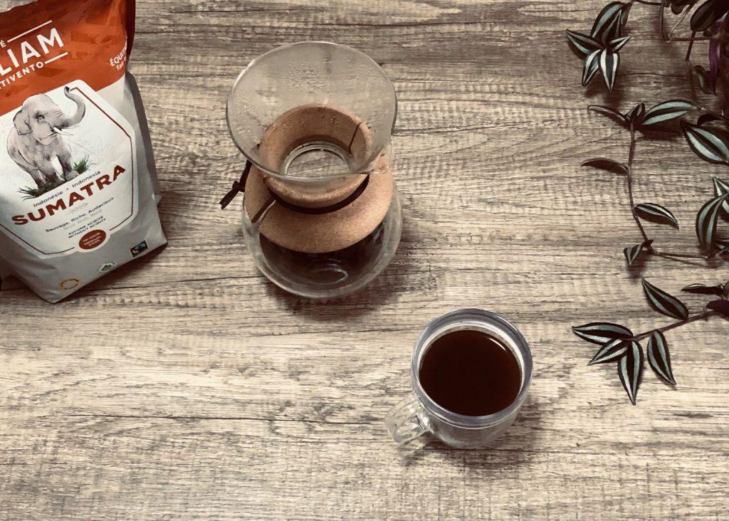 加国系列 之 曼特宁咖啡插图